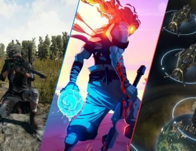 Топ 5 онлайн игр 2018 года