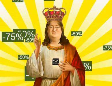 Праздничная распродажа в Steam и раздача игр от Epic Games