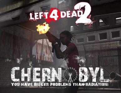 Left 4 Dead 2 — Главные герои отправились покорять Припять