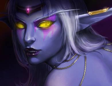World of Warcraft – наконец-то всемогущая Королева Азшара побеждена